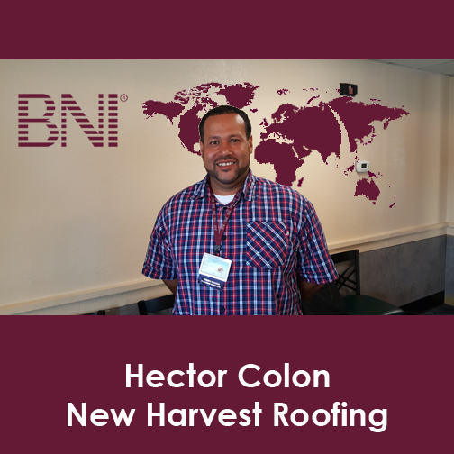 Hector Colon BNI