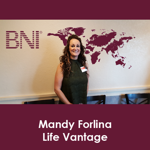 Mandy Forlina Life Vantage