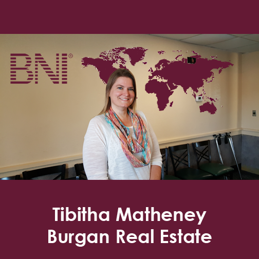 Tibitha Matheney BNI