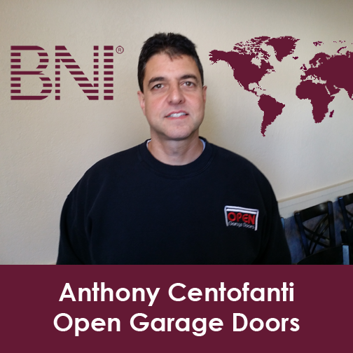 Anthony Centofanti BNI